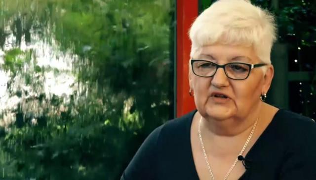 Gordana Marić, majka glumca Milana Marića