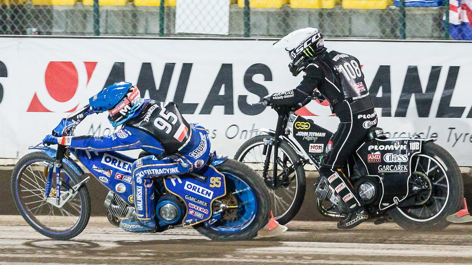 Bartosz Zmarzlik, Tai Woffinden, Grand Prix
