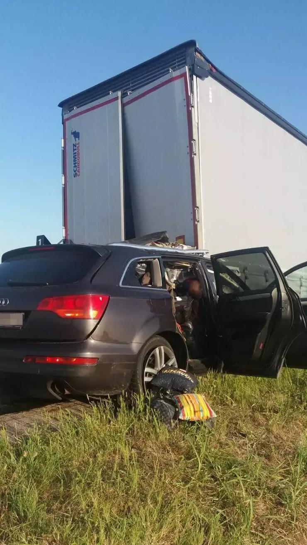saobraćajna nesreća, Subotica