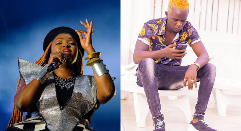 Muthoni drummer queen to Willy Paul