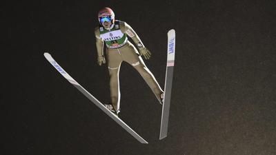 Freitag wygrał kwalifikacje w Oberstdorfie! Słaby skok Kamila Stocha