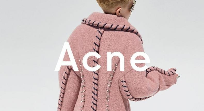 Acne Studios' Fall 2015 Campaign