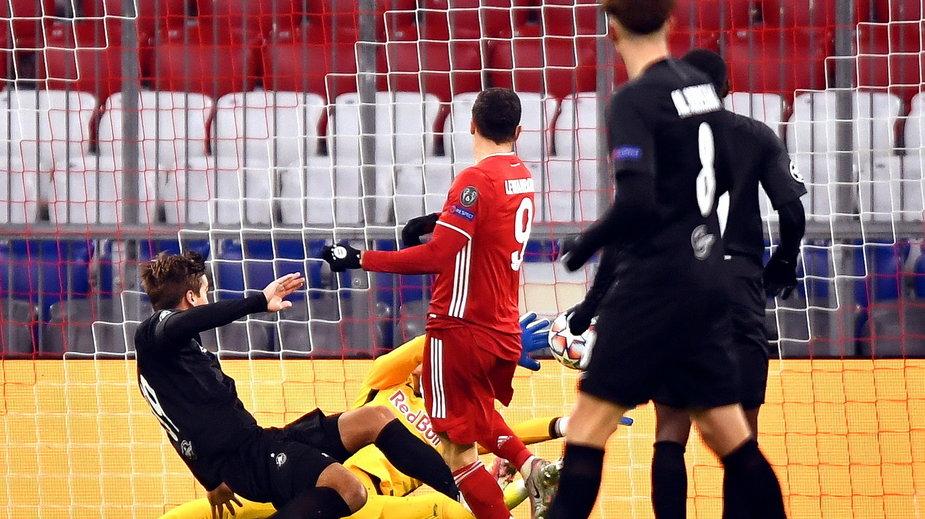 epa08842219 - GERMANY SOCCER UEFA CHAMPIONS LEAGUE (Bayern Munich vs FC Salzburg)