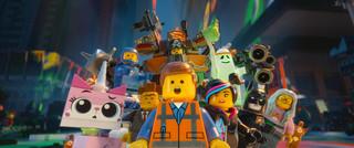 'Lego: Przygoda' (DVD) - świeża komedia