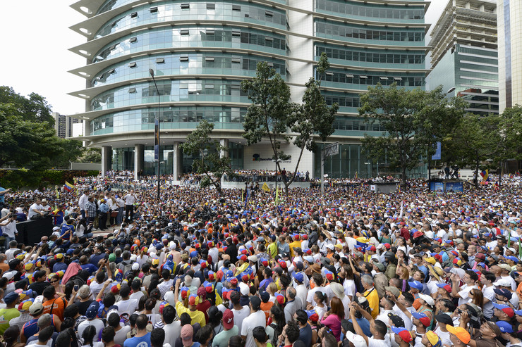 Karakas Venecuela