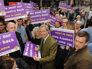 NIGEL FARAGE BEXLEYHEATH (14.06.2016)