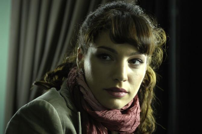 Klei 2005. na snimanju u Bukureštu
