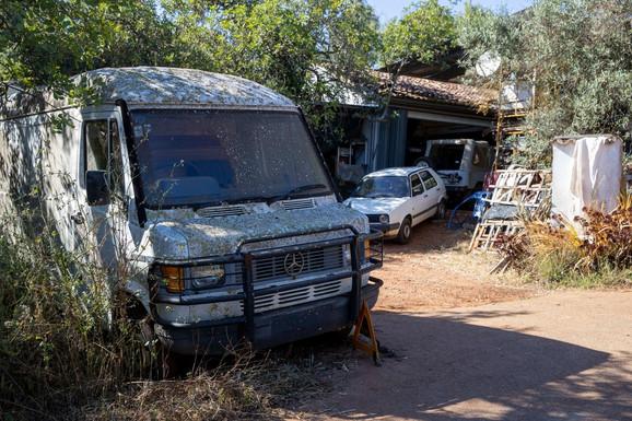 Bruknerova prikolica blizu odmarališta u kojem je bila Medlin Meken pronađena je pre godinu dana