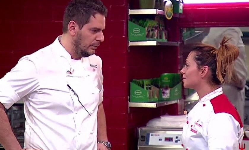 Uczestniczka Hell S Kitchen Zakochana W Amaro