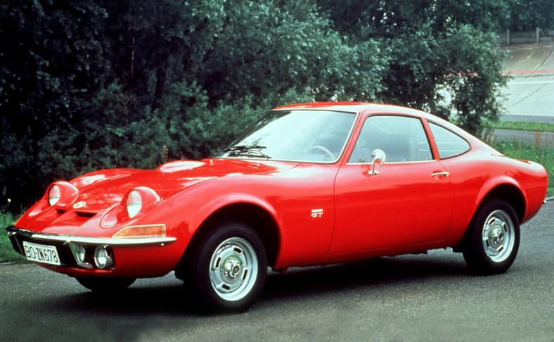 Opel GT (1968-1973)
