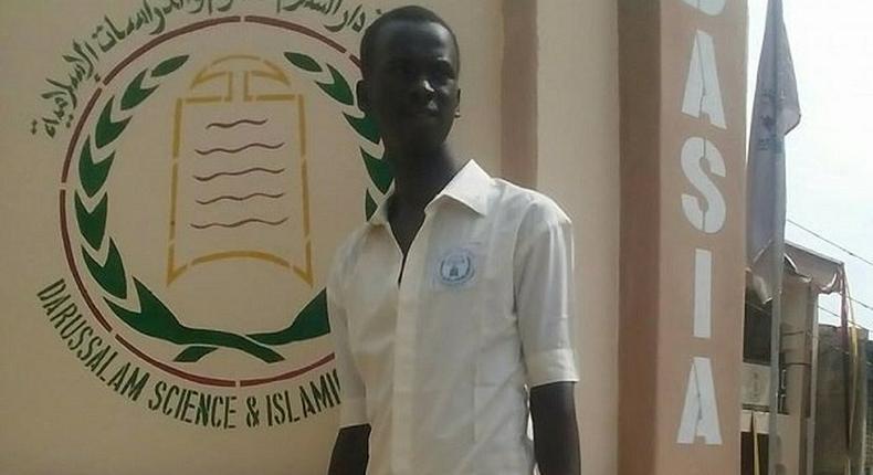 The late hero, Yakubu Muhammad Fannami
