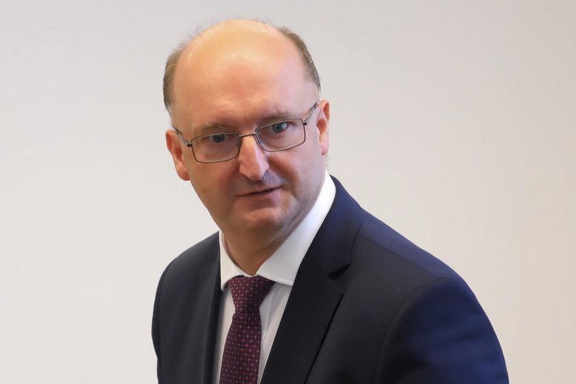 Wiceminister spraw zagranicznych Piotr Wawrzyk