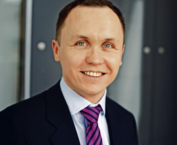 Marcin Misztal z rynkiem nieruchomości związał się niedawno IGA PELCZARSKA/MAT.PRAS.