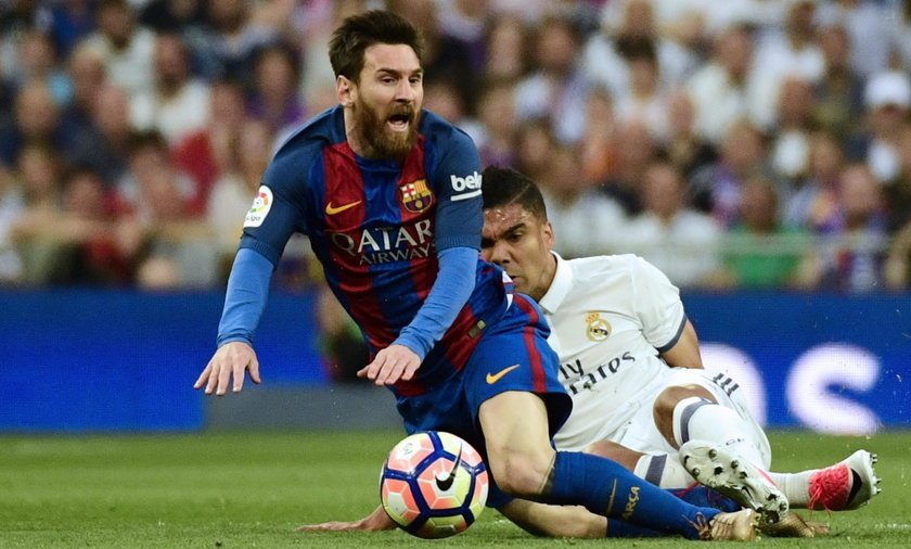 Real Madryt, Barcelona FC