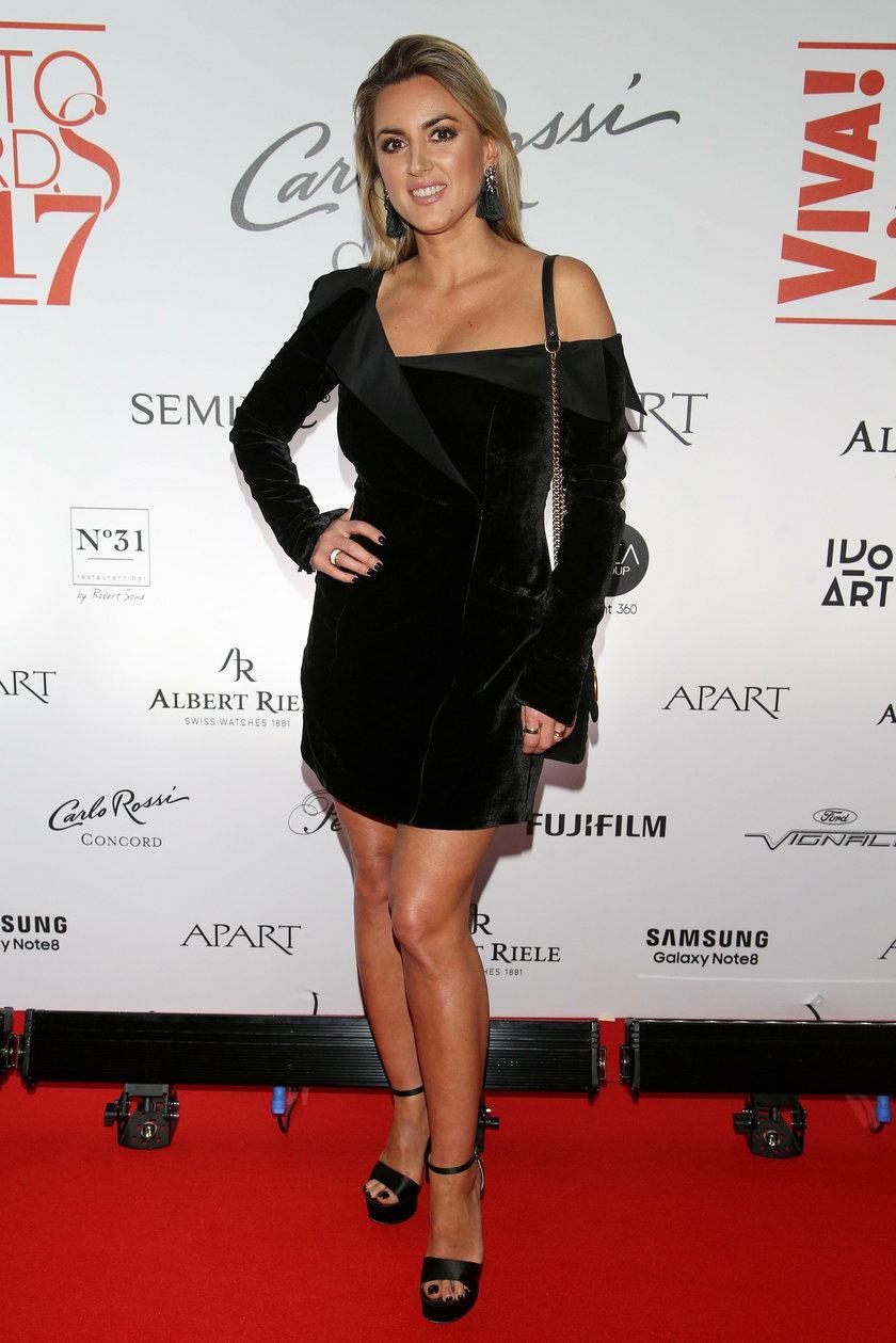Karolina Szostak w 2017 roku