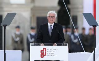 Schreiber o wystąpieniu Steinmeiera: Daje nadzieję na sukces w kwestii reparacji