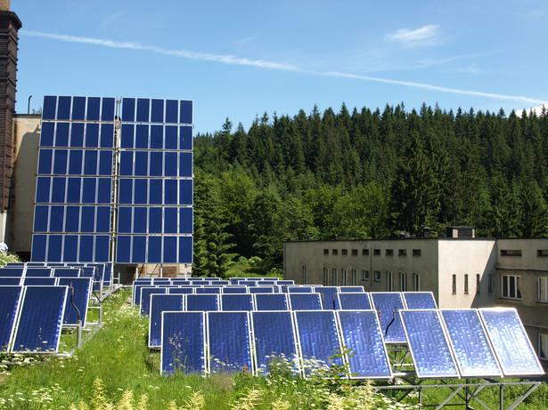 Kolektory słoneczne Watt