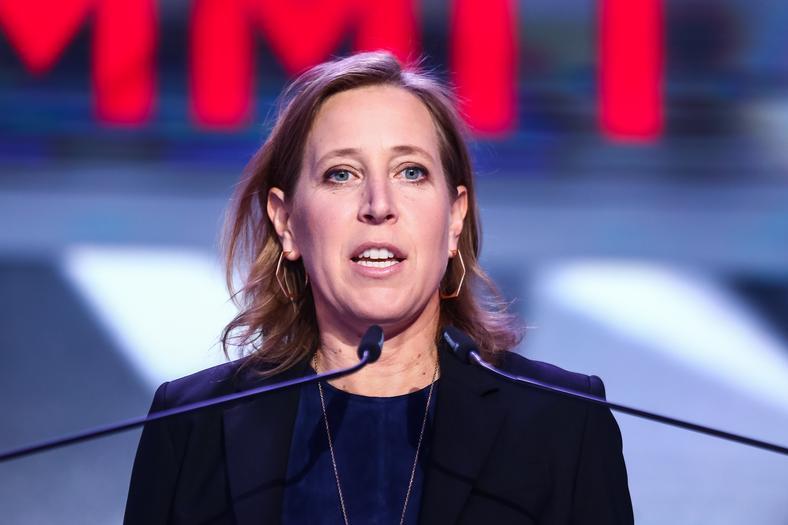 Susan Wojcicki - The Woman Who Rented Her Garage to Google's
