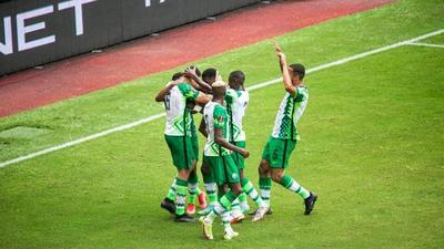Super Eagles of Nigeria now have nine points from four games in the qualifiers