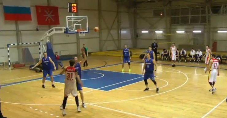 Rusija, nameštanje, košarka