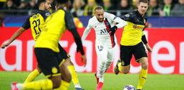 Popis Haalanda w Dortmundzie. Borussia lepsza od gwiazd z Paryża