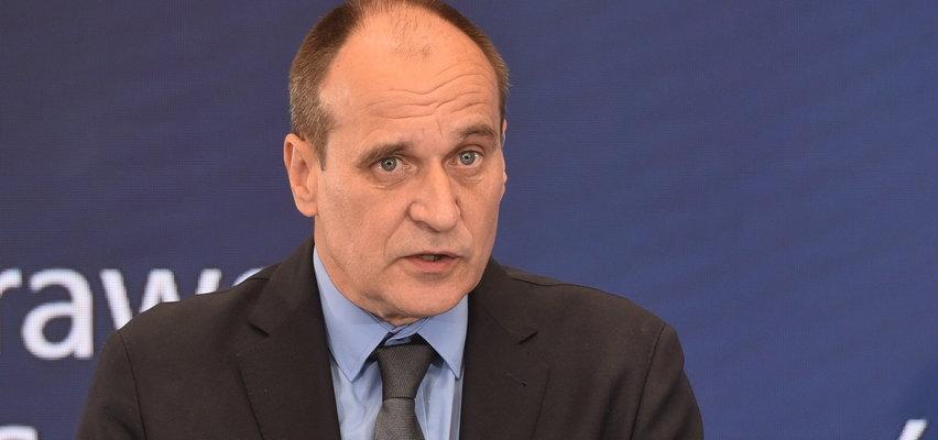 Kukiz liczy, że ustawa antykorupcyjna zostanie przyjęta w czerwcu