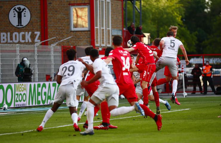 FK Bajern Minhen, FK Union Berlin