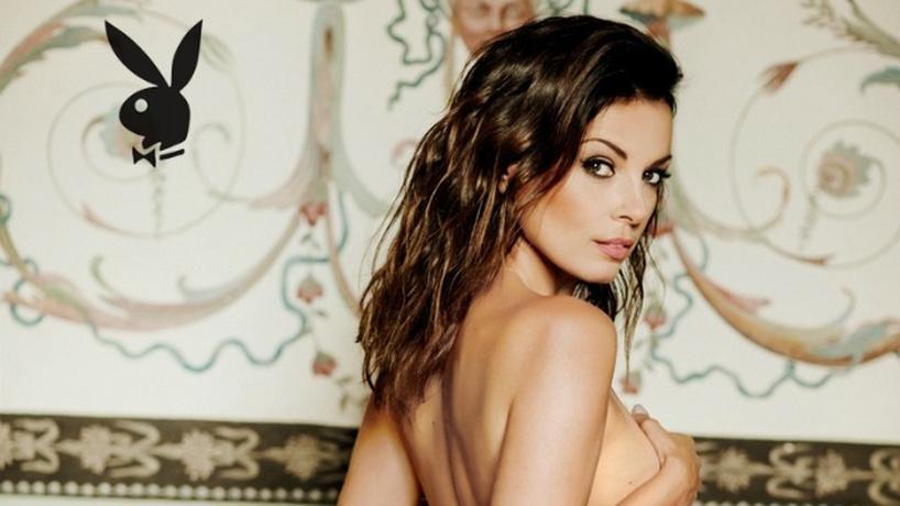 Katarzyna Glinka na okładce Playboya