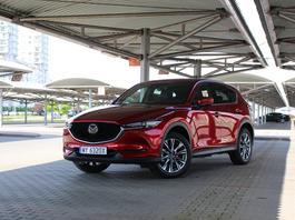 Mazda CX-5 2.5 AT AWD – czy warto się skusić? | TEST