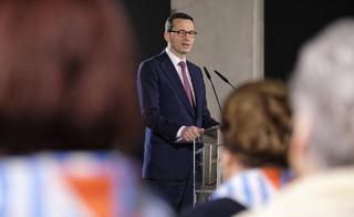 Premier: W 2018 r. poziom ściągniętego VAT-u wyniósł 175 mld zł