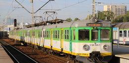 Wielki remont pociągów Kolei Mazowieckich