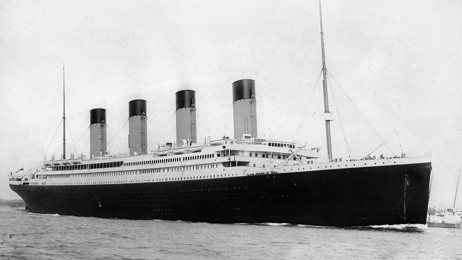 Titanic, 10 kwietnia 1912 roku