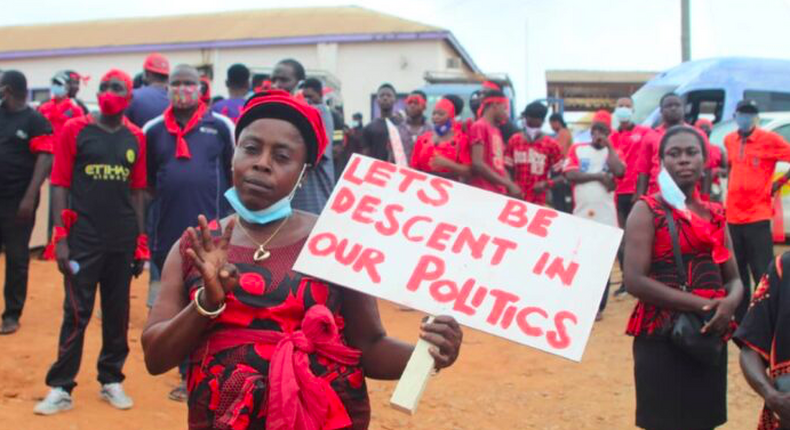 Another Akyem group defends Mahama over Sakawa controversy
