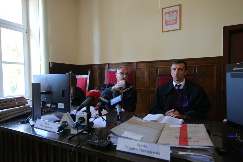 Sąd Okręgowy w Łodzi, skład sędziowski