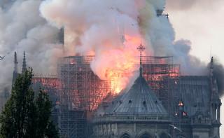 Pożar w katedrze Notre Dame. Kolosalne szkody