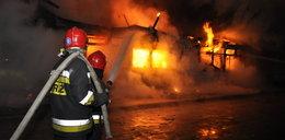 Ogromny pożar hali we Wrocławiu!