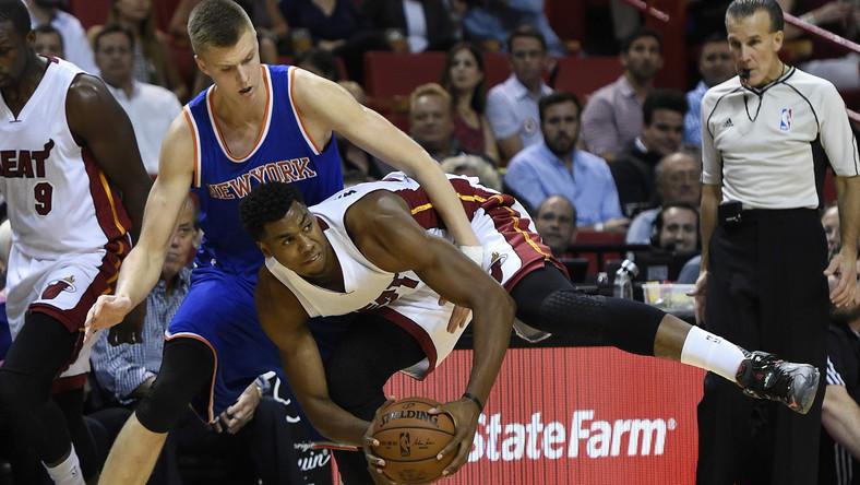 New York Knicks - Miami Heat