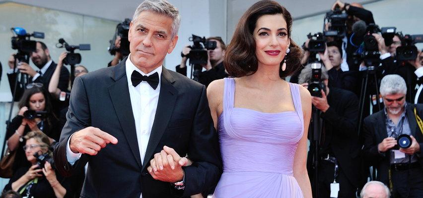 George Clooney skończył 60 lat. Czy znasz żonę aktora? Amal Clooney to piękna i rozchwytywana prawniczka