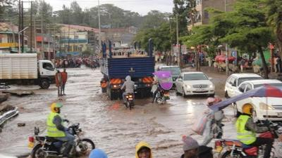 Heavy downpour claims 2 lives, damages 1,500 houses in Katsina