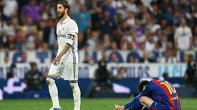 Tylko mecz kary Sergio Ramosa. Zdegustowanie na Camp Nou