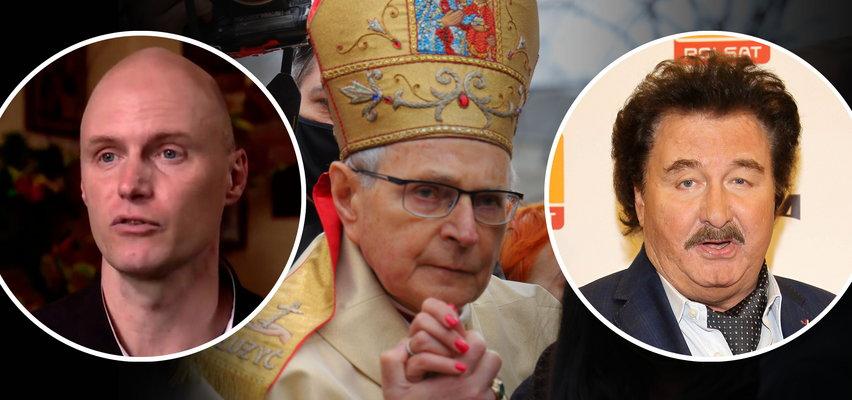 """Biskup Antoni Długosz mówi o trudnych relacjach Krawczyków. """"Szkoda mi Juniora"""""""