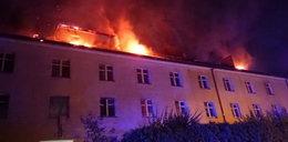 Dramatyczny pożar Domu Pomocy Społecznej w Lublinie. Z żywiołem walczyło 170 strażaków!