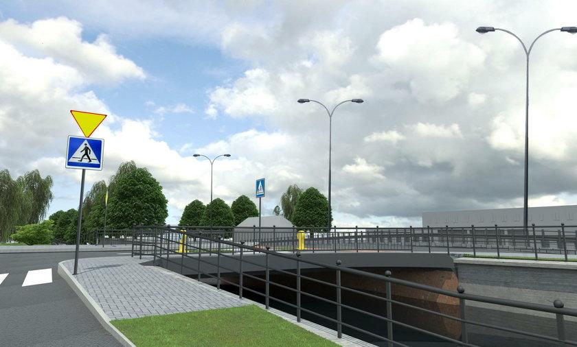 Na Starogardzkiej będzie nowy most