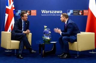 Cameron: Utrzymanie bardzo bliskich relacji z UE leży w interesie Wielkiej Brytanii