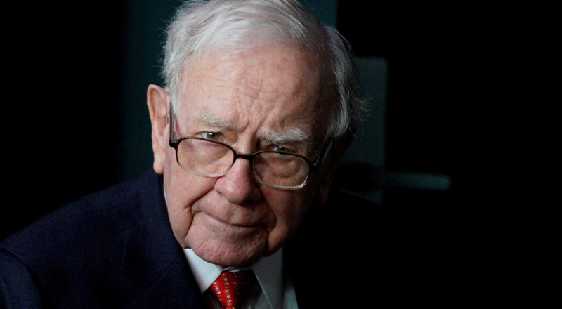 Warren Buffett has lost more money in the past year than anyone else on Forbes' list of the 400 richest Americans