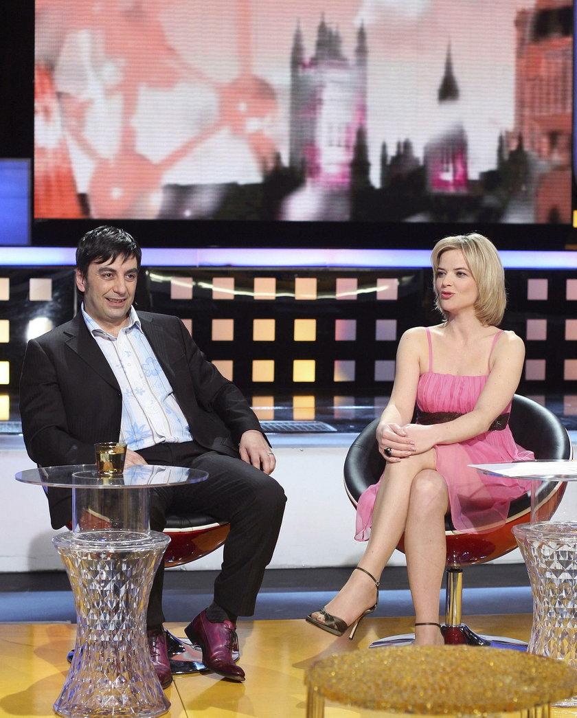 Monika Zamachowska i Paolo Cozza