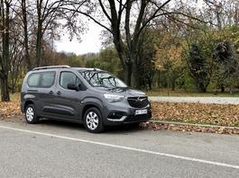 Opel Combo Cargo 1.5 Diesel Załogowy – cywilizowany dostawczak