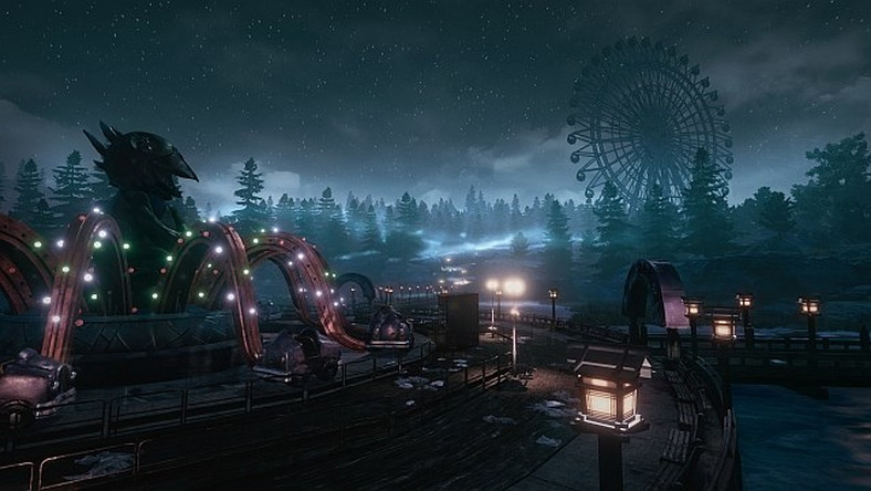 Funcom ogłasza The Park - singlowy horror osadzony w uniwersum The Secret World