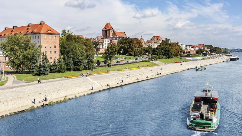 Toruń - ciekawe miejsca w Polsce
