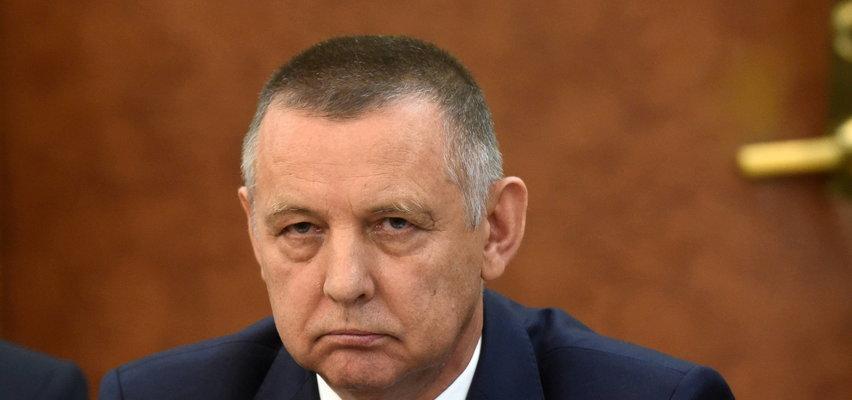 Banaś zapowiada kolejne zawiadomienia do prokuratury. Chodzi o elektrownię w Ostrołęce i oczyszczalnię Czajka